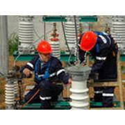 Строительство и ремонт линий электропередачи фото