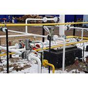 Строительство систем газоснабжения фото