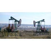 Добыча сырой нефти