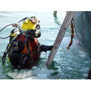 Водолазные подводно-технические работы фото
