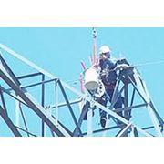 Монтаж кабельных и воздушных линий электропередач фото