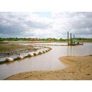 Добыча крупнозернистого строительного песка в Тюменской области фото