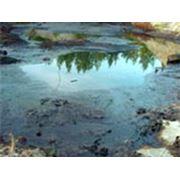 Ликвидация шламовых амбаров и переработка нефтяных шламов фото