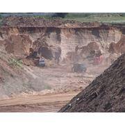 Добыча нерудных полезных ископаемых фото
