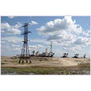 Нефтегазовые месторождения фото