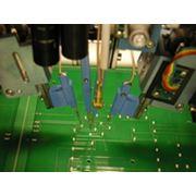 Автоматический поверхностный монтаж печатных плат фото