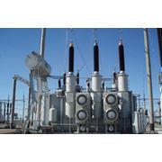 Производство и распределение электроэнергии