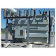 Транспортировка электроэнергии по электросетям фото
