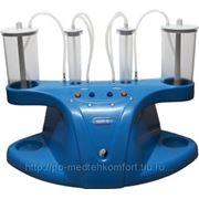 Аппарат для приготовления синглетно-кислородной пенки МИТ-С (2 канальный) фото