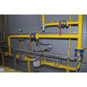 Узел коммерческого учета газа (УКУГ) и системы измерения количества и показателей качества (СИКН) фото