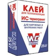 Клей для скрепленной теплоизоляции ИС термогранит