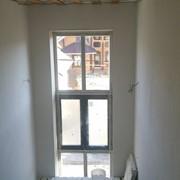 Механизированная штукатурка стен материалом Кнауф до 5 см фото