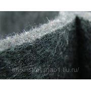 Войлок натуральный полугрубый в рулонах 12-14 мм фото