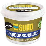 """""""ИЗОВАКС"""" (SUHO) (мастика битумная гидроизоляционная на водной основе) - 10 кг фото"""