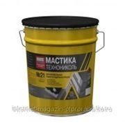 Мастика битумная МБГ, 20 кг фото