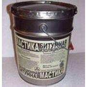 Мастика битумно-полимерная МБП фото