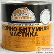 Резино-битумная мастика 1,9 кг фото