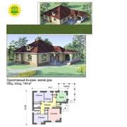 Проект дома № 114 фото