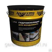 Мастика AquaMast фундамент, кг фото