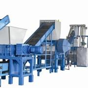Оборудование для производства плитки из резиновой крошки фото