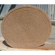 Джутовые межвенцовые утеплители из 100% сырья для деревянных срубов. фото