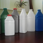 Полиэтиленовая бутылка фото