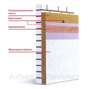 Фасадная система Caparol (Мокрый фасад) фото