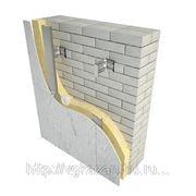 Фасадная система ZIAS Standard для керамогранитных плит фото