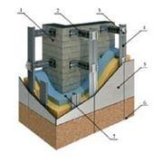 Система навесного вентилируемого фасада «Альт-Фасад-01» фото