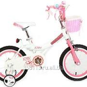Детский велосипед Royal Baby Princess Jenny Girl Steel 16 фото