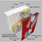 Фасадная система VENFAS-7 для облицовки кассетами удлиненных размеров до 6 метров фото