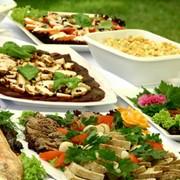 Питание на полевых кухнях фото