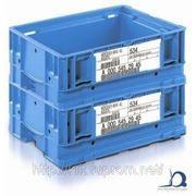 Пластиковая тара - пластиковые контейнеры - поддоны, ящики из пластика фото