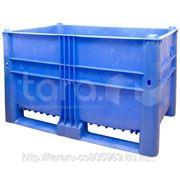 Пластиковый контейнер Box Pallet 1200х800х740