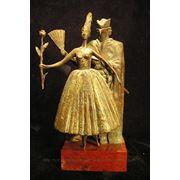 Авторская скульптура скульптора Селиверства фото