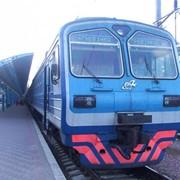 Электропоезд ЭД9М фото