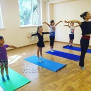 Гимнастика для детей фото