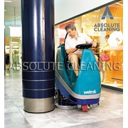 Уборка торговых центров фото