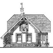 Планировка участка, рельефные работы. Дизайн дома, коттеджа. фото