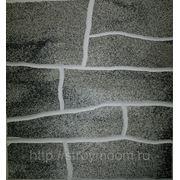 Гибкая плитка из мраморной крошки DELAP (Венгрия) под рваный камень фото