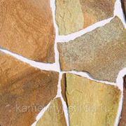 Натуральный камень Златолит желтый фото