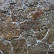 """Натуральный камень песчаник серо-коричневый """"дракон"""" фото"""