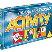 Activity Turbo для детей фото