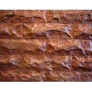 Полиуретановые формы для искусственного камня Битый мрамор фото