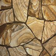 Натуральный камень песчаник желтый древовидный фото