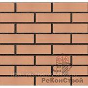 Кирпич облицовочный Голицынский, соломенный, гладкий, евро 0,7НФ фото