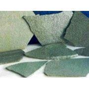 Камень Златолит серо-зеленый для облицовки и дорожек фото