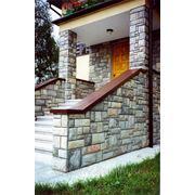 Декоративный отделочный камень Неолит для фасадов и внутренней отделки фото