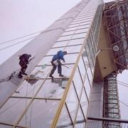 Высотные работы, промышленный альпинизм фото