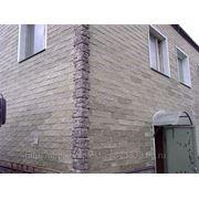 Каменный сайдинг угловой элемент фото